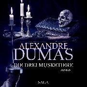 Cover-Bild zu Die drei Musketiere (Audio Download) von Dumas, Alexandre