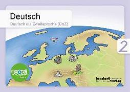 Cover-Bild zu Deutsch 2 (DaZ) BOOKii von Wachendorf, Anja