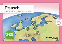 Cover-Bild zu Deutsch 5 (DaZ) BOOKii von Wachendorf, Anja