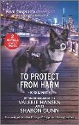 Cover-Bild zu Hansen, Valerie: To Protect from Harm