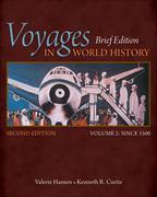 Cover-Bild zu Hansen, Valerie: Voyages in World History, Volume II, Brief