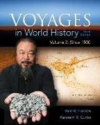 Cover-Bild zu Hansen, Valerie: Voyages in World History, Volume 2