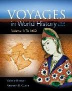 Cover-Bild zu Hansen, Valerie: Voyages in World History, Volume 1