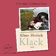 Cover-Bild zu Modick, Klaus: Klack (Ungekürzte Lesung) (Audio Download)