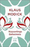 Cover-Bild zu Modick, Klaus: Keyserlings Geheimnis (eBook)