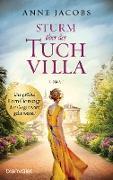 Cover-Bild zu Jacobs, Anne: Sturm über der Tuchvilla (eBook)