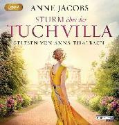 Cover-Bild zu Jacobs , Anne: Sturm über der Tuchvilla