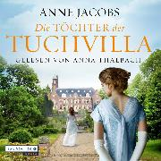 Cover-Bild zu Jacobs, Anne: Die Töchter der Tuchvilla (Audio Download)