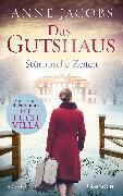 Cover-Bild zu Jacobs, Anne: Das Gutshaus - Stürmische Zeiten (eBook)