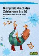 Cover-Bild zu Mompitzig durch den Zahlenraum bis 20 von Weber, Nicole