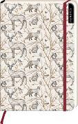 Cover-Bild zu myNOTES Notizbuch A5: Waldtiere