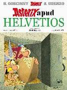 Cover-Bild zu Uderzo, Albert: Asterix apud helvetios
