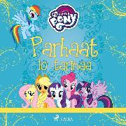 Cover-Bild zu eBook My Little Pony - Parhaat 10 tarinaa