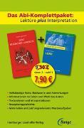 Cover-Bild zu Büchner, Georg: Lenz - Abi-Komplettpaket: Lektüre plus Interpretation: Königs Erläuterung mit kostenlosem Hamburger Leseheft von Georg Büchner