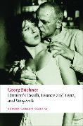 Cover-Bild zu Büchner, Georg: Danton's Death, Leonce and Lena, Woyzeck
