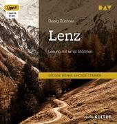Cover-Bild zu Büchner, Georg: Lenz