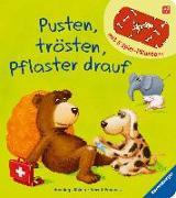 Cover-Bild zu Pusten, trösten, Pflaster drauf! von Penners, Bernd
