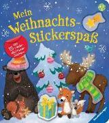 Cover-Bild zu Mein Weihnachts-Stickerspaß von Penners, Bernd