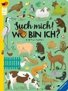 Cover-Bild zu Such mich! Wo bin ich? von Penners, Bernd