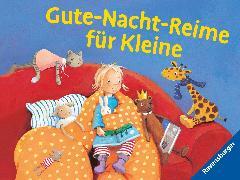 Cover-Bild zu Gute-Nacht-Reime für Kleine (eBook) von Penners, Bernd