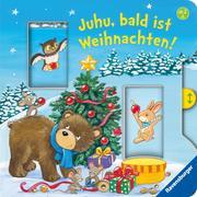 Cover-Bild zu Juhu, bald ist Weihnachten! von Penners, Bernd