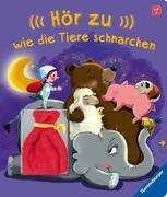 Cover-Bild zu Hör zu, wie die Tiere schnarchen! von Penners, Bernd