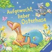 Cover-Bild zu Aufgewacht, lieber Osterhase von Penners, Bernd