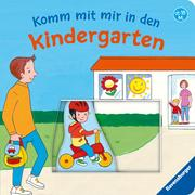 Cover-Bild zu Komm mit mir in den Kindergarten von Penners, Bernd