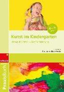 Cover-Bild zu Kunst im Kindergarten von Wagner, Kira