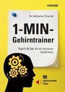 Cover-Bild zu 1-MIN-Gehirntrainer von Turecek, Katharina
