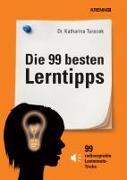 Cover-Bild zu Die 99 besten Lerntipps von Turecek, Katharina