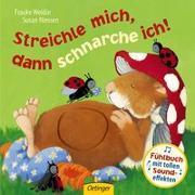 Cover-Bild zu Niessen, Susan: Streichle mich, dann schnarche ich!