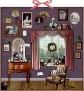 Cover-Bild zu Niessen, Susan: Zettelkalender - Weihnachten mit Jane Austen