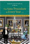 Cover-Bild zu Niessen, Susan: Kleines Adventsbuch - The Same Procedure as Every Year