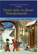 Cover-Bild zu Niessen, Susan: Kleines Adventsbuch - Denn sieh, in dieser Wundernacht
