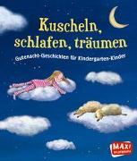 Cover-Bild zu Wich, Henriette: Kuscheln, schlafen, träumen