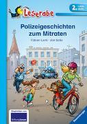 Cover-Bild zu Lenk, Fabian: Polizeigeschichten zum Mitraten - Leserabe 2. Klasse - Erstlesebuch für Kinder ab 7 Jahren
