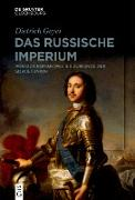 Cover-Bild zu Das russische Imperium (eBook) von Geyer, Dietrich