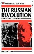 Cover-Bild zu The Russian Revolution von Geyer, Dietrich