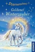 Cover-Bild zu Sternenschweif, 51, Goldener Winterzauber