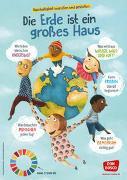 Cover-Bild zu Brandt, Susanne: Die Erde ist ein großes Haus (Poster)