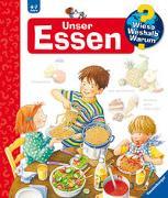 Cover-Bild zu Rübel, Doris: Wieso? Weshalb? Warum? Unser Essen (Band 19)