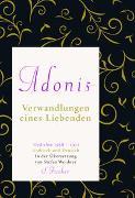 Cover-Bild zu Adonis: Verwandlungen eines Liebenden