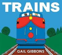 Cover-Bild zu Gibbons, Gail: Trains
