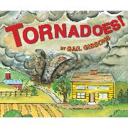 Cover-Bild zu Gibbons, Gail: Tornadoes! (Unabridged) (Audio Download)