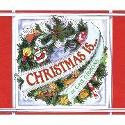 Cover-Bild zu Gibbons, Gail: Christmas Is... (Unabridged) (Audio Download)