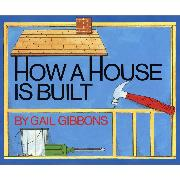 Cover-Bild zu Gibbons, Gail: How a House is Built (Unabridged) (Audio Download)