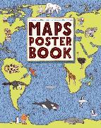 Cover-Bild zu Mizielinska, Aleksandra: Maps Poster Book