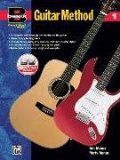 Cover-Bild zu Manus, Morton: Basix Guitar Method, Bk 1: Book & Enhanced CD
