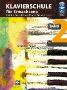 Cover-Bild zu Palmer, Willard A: Klavierschule für Erwachsene / Klavierschule für Erwachsene. Band 2